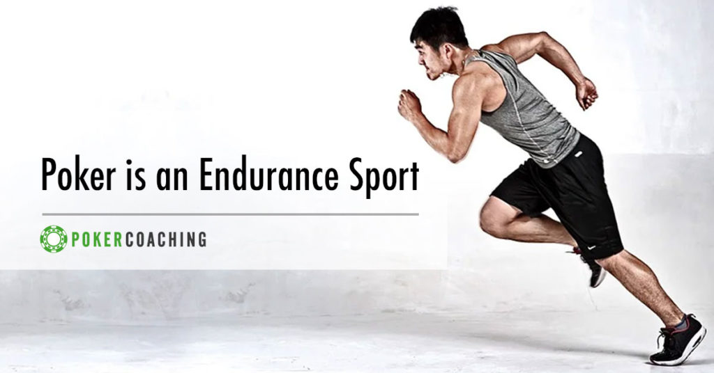 Poker Endurance Sport