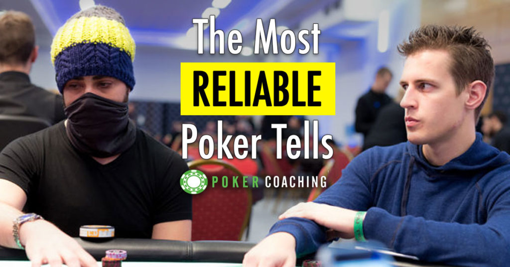 Poker Tells Poker Coaching
