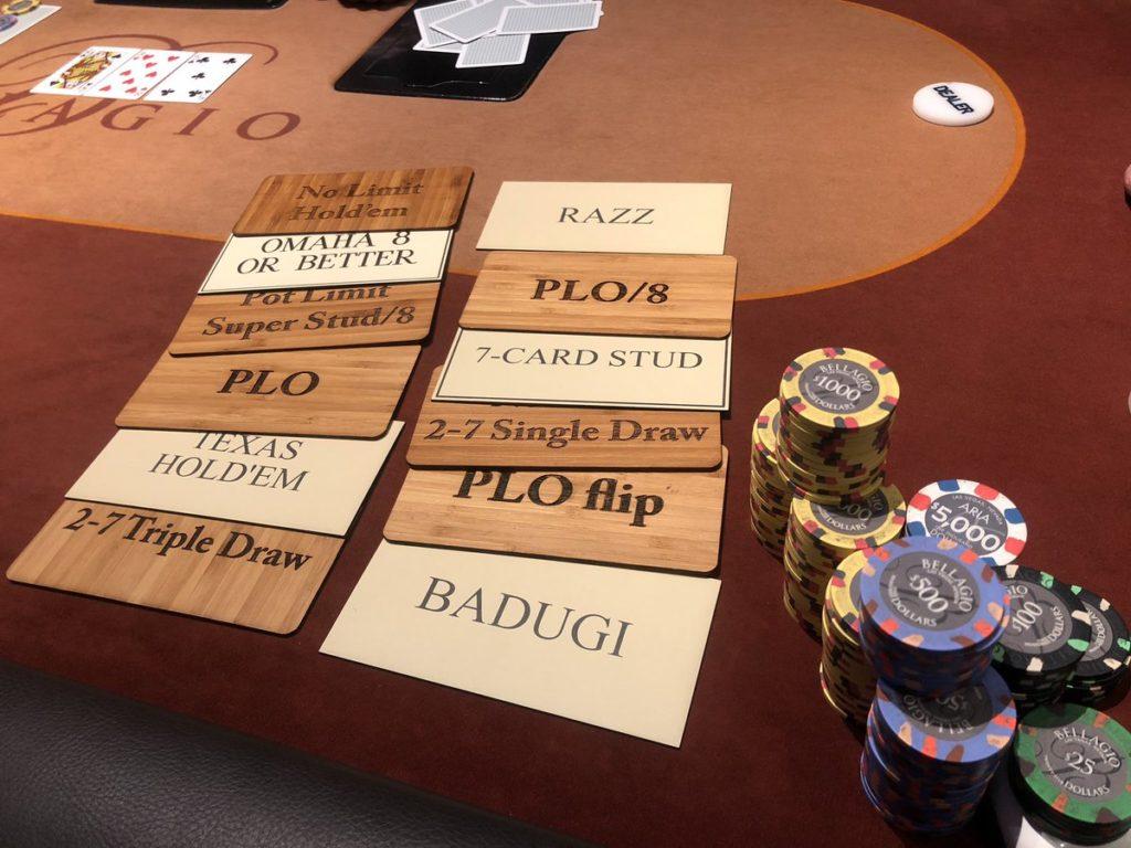 mixed games poker